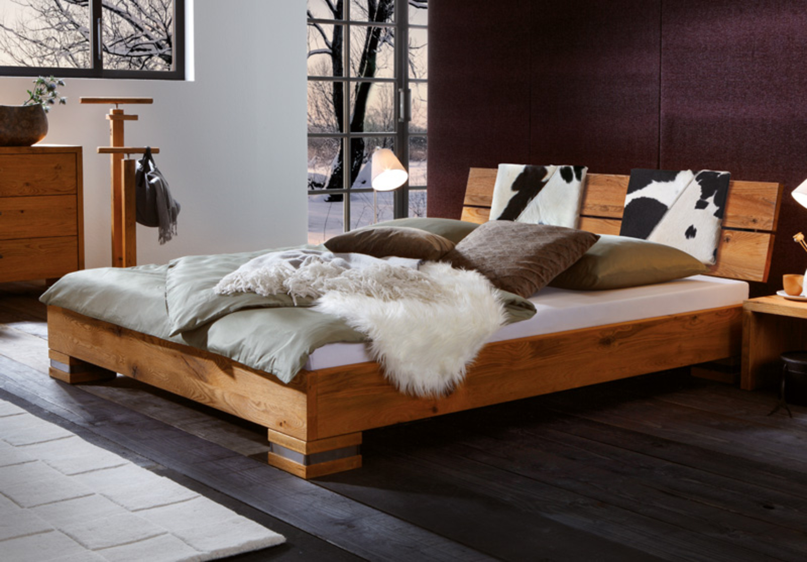 marken bettgestelle betten ott. Black Bedroom Furniture Sets. Home Design Ideas